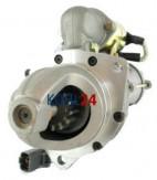 Anlasser Komatsu Nikko 02-23-2025 0-23000-1590 24 Volt 5,5 KW Made in Germany