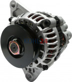 Lichtmaschine Case Hanix Mitsubishi Schaeff Weidemann Vetus Volvo usw. Mitsubishi A1T24771 A7TA0171 A001T24771 A007TA0171 14 Volt 40 Ampere