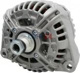 Lichtmaschine John Deere Bosch 0124615043 Iskra Letrika 11.204.399 11.204.502 AAN5832 AAN5869 IA1545 Mahle MG467 14 Volt 150 Ampere
