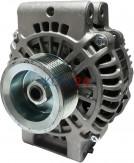 Lichtmaschine Scania Mitsubishi A004TR5291 A004TR521ZT A4TR5291 A4T5291ZT 28 Volt 100 Ampere