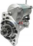 Anlasser JCB KHD Deutz Motor D2008 D2009 Lister Petter Denso 128000-8170 128000-8171 228000-5790 228000-5791 428000-4020 12 Volt 2,0 KW