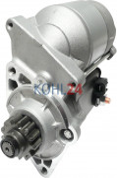 Anlasser Kubota Motor G266 OC95-D OC95-E Maveco Minitrac Denso 128000-8470 128000-8471 usw. 12 Volt 1,2 KW Made in Germany