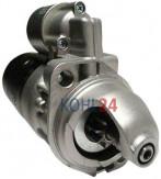 Anlasser Agria 1900D 3800D Fendt Dieselroß FL114 Ilo DL660 DL661 Bosch 0001307012 EGE1,3/12AR17 12 Volt 2,0 KW Made in Germany