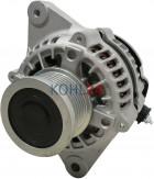 Lichtmaschine Toyota Fortuner Hiace Hilux Land Cruiser 2.5 3.0 Diesel Bosch 0124315033 0124315046 0986082040 Denso 102211-2310 102211-2810 102211-5600 102211-5670 104210-8021 104210-8220 104210-8241 104210-9011 usw. 14 Volt 85 Ampere Original Denso
