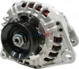 Lichtmaschine Audi A4 A6 2.5 3.0 Skoda Superb VW Passat 2.5 TDI Valeo SG14B012 Bosch 0124525008 usw. 14 Volt 140 Ampere Original Valeo