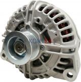 Lichtmaschine Krone Mercedes-Benz CL55 E55 G55 ML500 R500 S55 SL55 Steyr Bosch 0124625032 usw. 14 Volt 180 Ampere Original Bosch