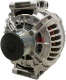 Lichtmaschine Mercedes-Benz Sprinter Bosch 0124625020 0986046610 14 Volt 200 Ampere Original Bosch