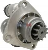 Anlasser Robur LD LO Serie mit Dieselmotor Magneton 443115144722 9142722 12 Volt 2,7 KW Getriebeversion