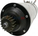 Anlasser KHD Deutz CRM Isotta Fraschini Bosch 0001601016 0001601022 24 Volt 15,0 KW Made in Germany