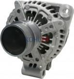 Lichtmaschine Jaguar XF 2.7 3.0 V6 XJ 3.0 V6 Denso 104210-6120 14 Volt 150 Ampere