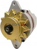 Lichtmaschine Iseki TU1700 Isuzu Motor 3AE1 3AF1 4BA1 4BB1 4FA1 White 14 Volt 35 Ampere Made in Germany