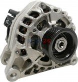 Lichtmaschine Citroen Berlingo C15 Jumpy Xsara Fiat Scudo Peugeot 206 306 Expert Partner Ranch 1.1 1.4 1.6 1.9 Diesel Bosch 0986042071 Valeo A11VI91 SG7S014 SG7S024 14 Volt 70 Ampere