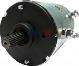 DC-Motor Superwinch 7694 Warn 21131 MRJ2056 Western Motors Bosch 0136501074 Iskra Letrika 11.212.450 11.216.274 AMJ4636 AMJ4762 IM0147 Mahle MM294 24 Volt 2,0 KW Original Iskra Letrika (Mahle)