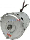 DC-Motor Eismaschine Solo Hako Hercules Zündapp Bosch 0130302001 F006B10267 24 Volt Made in Germany