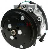 Klimakompressor Iveco 4894306 504185596 8500795 Sanden SD7H15-8090 SD7H15-8144 SD7H-8278 24 Volt