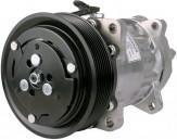 Klimakompressor Volvo 3962650 7403360 8113624 Delphi 100502 TSP0155180 Lucas ACP399 Nissens 89411 Valeo 813013 Sanden SD7H15-8003 24 Volt