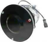 Klimakompressor AGCO 1789570 Caterpillar 178-0782 178-9570 796-3460 Claas NRF 32758 Sanden SD7H15-4498  SD7H15-4666 SD7H15-4813 Sanden 4498 4666 4806 4813 12 Volt