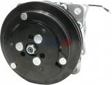 Klimakompressor Case 84018087 Deutz-Fahr 16045127 General Motor 834289 New Holland 82011594 Valmet 32838600 NRF 32238 Sanden SD7H15-4664 SD7H15-7863 SD7H15-8024 SD7H15-8220 12 Volt
