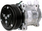 Klimakompressor Agco 8240 Hella 351126271 NRF 32770 Sanden 8086 SD7H15-8086 SD7H15-8240 24 Volt