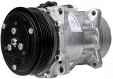 Klimakompressor Citroen 6453FE 6453KV 9636729480 Fiat 9616821680 9613260680 71789736 Peugeot 6453L4 6453L5 6453TK 9640486480 Renault 6360702060 12 Volt