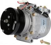 Klimakompressor Delphi 100011 Denso DCP25010 Hella 351134171 351134671 Lucas ACP126 Valeo 699316 699816 Saab 4635892 93185570 Sanden 3211 TRS105-3211 12 Volt