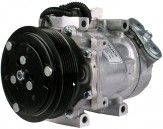Klimakompressor Citroen 9645306580 Fiat 71721765 96269021 9626902180 Lancia Peugeot 6453CL 6453JF 6453KT 9645306580 9645306580 Sanden SD7V16-1211 SD7V16-1237 SD7V16-1279 12 Volt