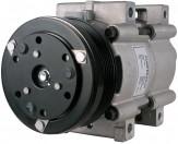 Klimakompressor VW 7D0820805D 7D0820805J 7D0820805L Geri 945427 Hella 351127441 Sanden 1222 1247 1280 SD7V16-1222  SD7V16-1247  SD7V16-1280 12 Volt