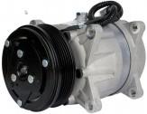 Klimakompressor Citroen 9627011380 9636729480 Peugeot 6453AQ 6453GF 6453HC 6453QA 6453X7 12 Volt