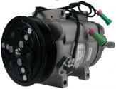 Klimakompressor Audi 4A0260808AB Volkswagen 4A0206805A 4A0260805A 4AD260805AH 8D0260805A 12 Volt