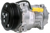 Klimakompressor Citroen 96464167 96874380 Fiat 6453TE 71789736 9653860480 9674100180 9800859180 Peugeot 6453JN 6453JQ 6453LQ 6453LR 6453LX 6453RY 6453TF 6453YT 648760 12 Volt