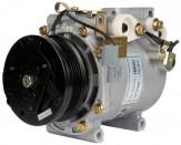 Klimakompressor Mitsubishi 461487 AKC200A204N AKC200A204P AKC200A204S AKC200A205 AKC200A205G AKC200A205K AKC200A205M AKC200A205S MR315460 MR315784 MR360561 MR460436 MR500182 MR500268 12 Volt