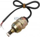 Stoppschalter Bosch 0330106017 24 Volt