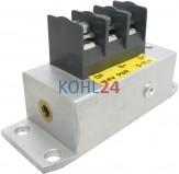 Gleichstromregler mit Strombegrenzung für Lichtmaschinen der REE...-Serie Bosch 0190205005 RS/G75/12A2 RS/ZA75/12/3 14 Volt 5-20 Ampere