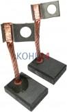 Kohlensatz für Gleichstromlichtmaschinen der 0101201...-Serie 0101206...-Serie Bosch 1107014100 1107014138 1107014142 1107014144 Lucas USB404 12 Volt