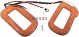 Hilfswicklung Feldwicklung für Anlasser der BNG-Serie Bosch 2004105012 2004105015 2004105017 ALWC12L1Z 12 Volt