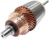 Anker für Anlasser der 0001354...-Serie 0001366...-Serie Bosch 2004004045 9 Volt Linkslauf Schnelllaufanker