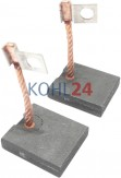 Kohlensatz für Gleichstromlichtmaschinen der 0101302...-Serie Bosch 11070014128 1107014140 1107014146 Lucas USB402 USB405 12 Volt