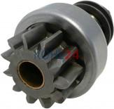 Ritzel für Anlasserder EJD/0001354...-Serie Bosch 2006208013 2006209021 2009209032 2006209181 2006209902 11 Zähne 3 Splines rechts