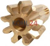 Ritzel Bronze für FKB Anlasser mit 9 Zähnen Bosch 2006383150