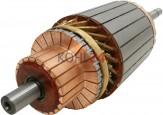 Anker für Anlasser der EJD-Serie 0001354...-Serie Bosch 2004004072 2007031003 12 Volt 2,4 KW