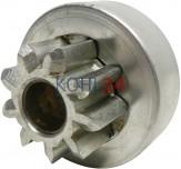 Ritzel für Anlasser der S108-...Serie Hitachi 2108-75002 2108-F3500 ZEN 1.01.0536.0