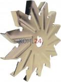 Lüfterrad Bosch linksdrehend - 13 = 17 x 135,00 x 13,15 Bosch 1126610026 1126610046