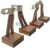 Kohlensatz für Anlasser der 0001359...-Serie Bosch 2007014044 2007014050 2007014052 2007014056 2007014064 2007014566