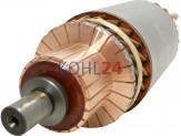 Anker für Anlasser der 0001358...-Serie Bosch 2004004024 2004004025 2004004081 9 Volt 2,3 KW Schnelllaufanker