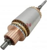 Anker für Anlasser der 0001358...-Serie Bosch 2004004024 2004004025 2004004081 9 Volt 2,3 KW