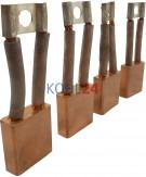 Kohlensatz Bosch 2007014006 2007014009 2007014037 für 0001358...-Serie 12 Volt