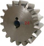 Ritzel für Anlasser der 00016.....-Serie Bosch 1006382138 2006382038 17 Zähne