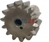 Ritzel für Anlasser der 00016.....-Serie Bosch 1006382140 2006382040 14 Zähne