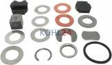 Teilesatz für Anlasser der 0001354...-Serie EJD...-Serie Bosch 2007010020 2007010032 6 Volt / 12 Volt