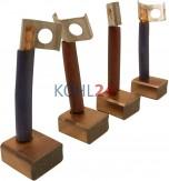 Kohlensatz für Anlasser der 0001358...-Serie 0001359...-Serie 0001362...-Serie Bosch 2007014068 12 Volt